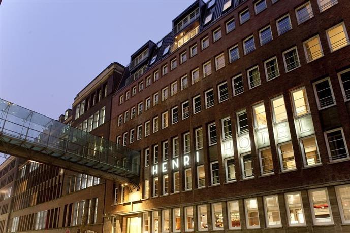 Henri Hotel Hamburg Downtown - dream vacation
