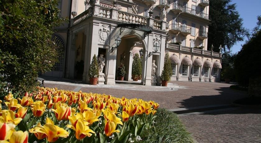 Grand Hotel des Iles Borromees - dream vacation
