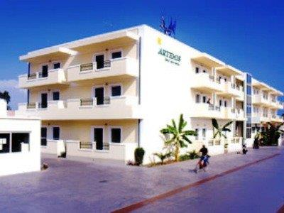 Artemis Hotel Apartments - dream vacation