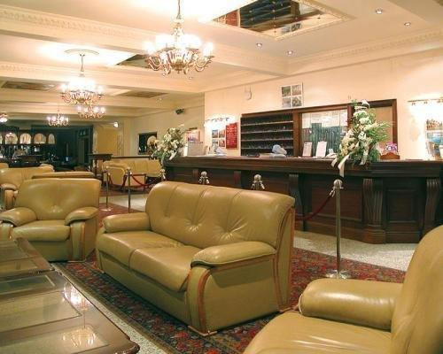 Britannia Hotel Stockport England - dream vacation