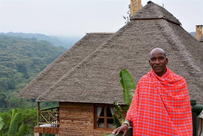 Exploreans Ngorongoro Lodge - dream vacation