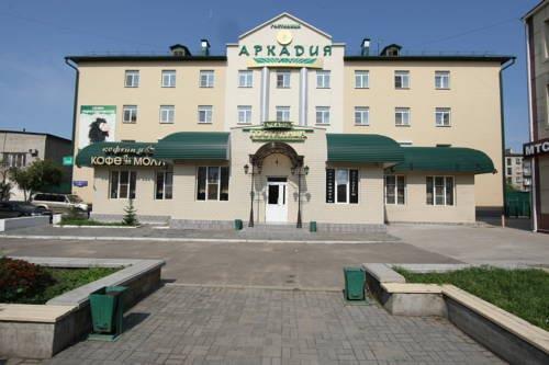 Гостиница Аркадия