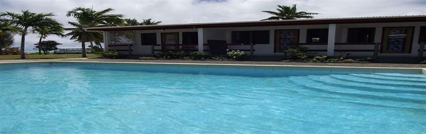 The Reef Motel Aitutaki - dream vacation