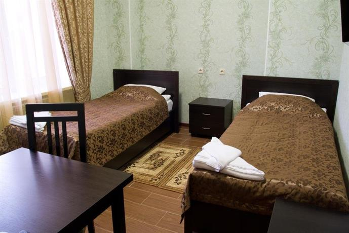 Гостиница Белые Росы
