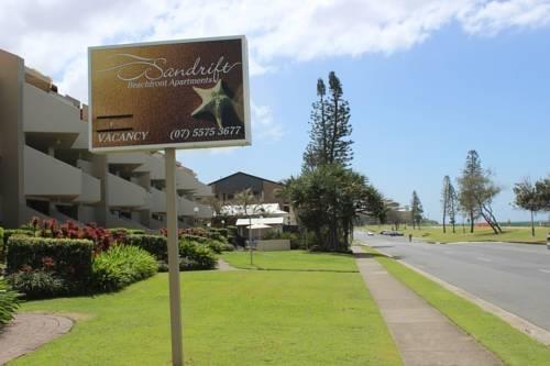 Photo: Sandrift Beachfront Apartments