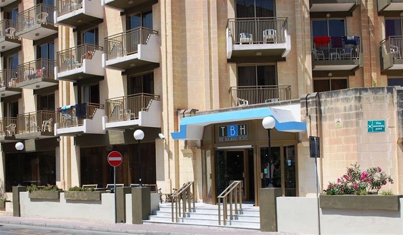 Blue Sea Bugibba Hotel & Apartments - dream vacation