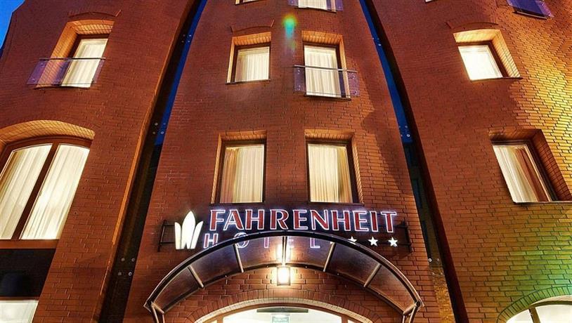 Hotel Fahrenheit - dream vacation