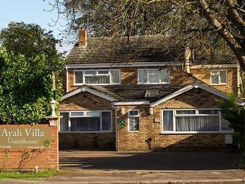 Ayah Villa Guest House Cambridge - dream vacation
