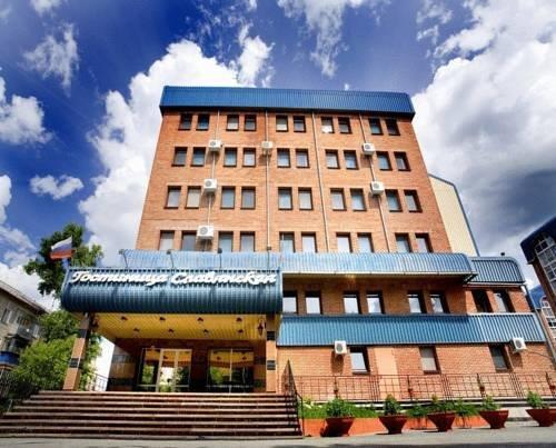 Slavyanskaya Hotel - dream vacation