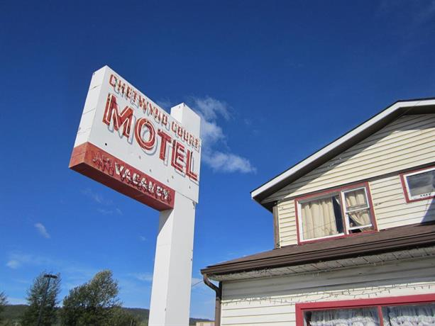 Chetwynd Court Motel Images
