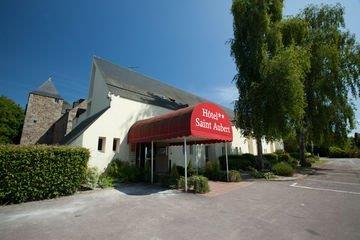 Le Saint Aubert Hotel Mont Saint Michel - dream vacation
