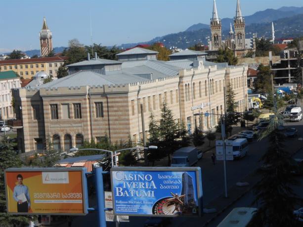Prestige Hotel Batumi - dream vacation