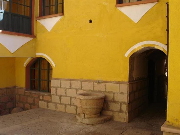 Hostal La Casona Potosi - dream vacation