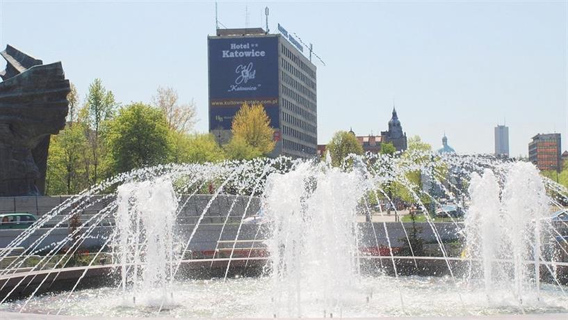 Hotel Katowice - dream vacation