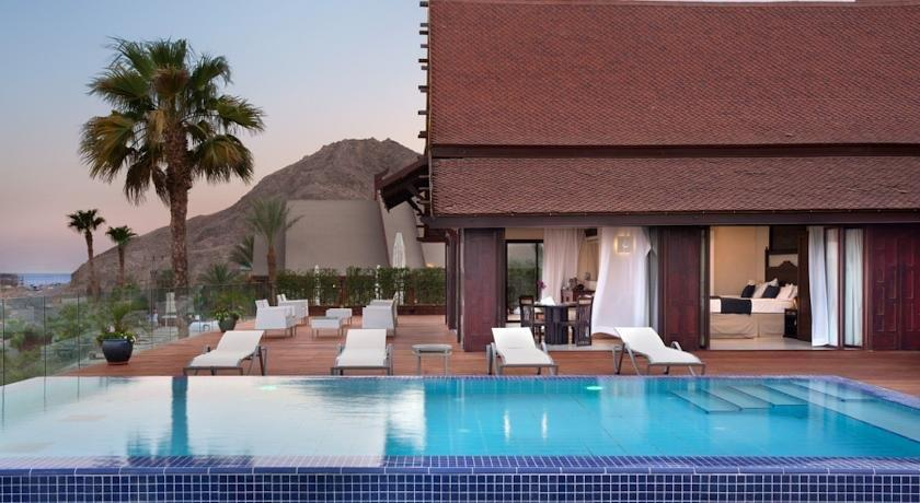 The Orchid Hotel And Resort Eilat - dream vacation