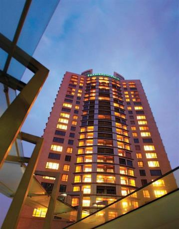Fraser Residence Shanghai - dream vacation