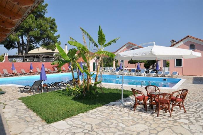 Tassos Apartments Acharavi - dream vacation
