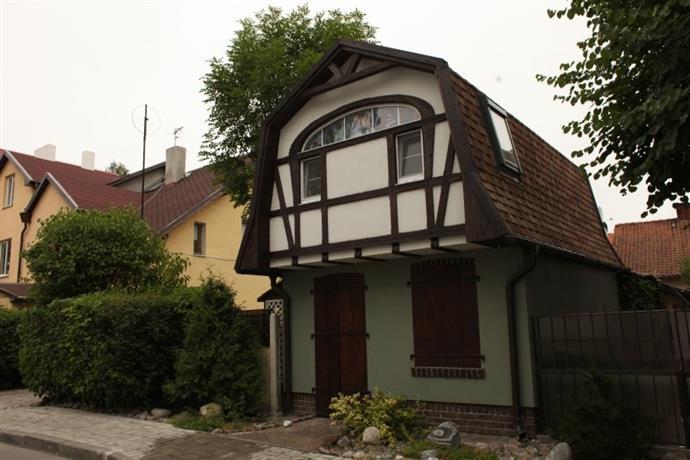 Дом для отпуска Домик Гудовича