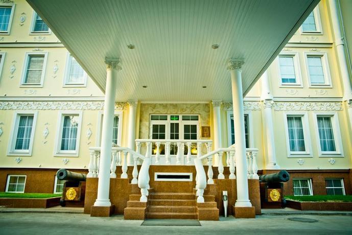 Hotel Petrovsky Prichal Luxury Hotel&SPA - dream vacation