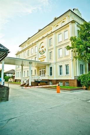 Гостиница Петровский Причал