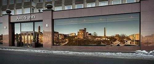 Jurys Inn Edinburgh - dream vacation