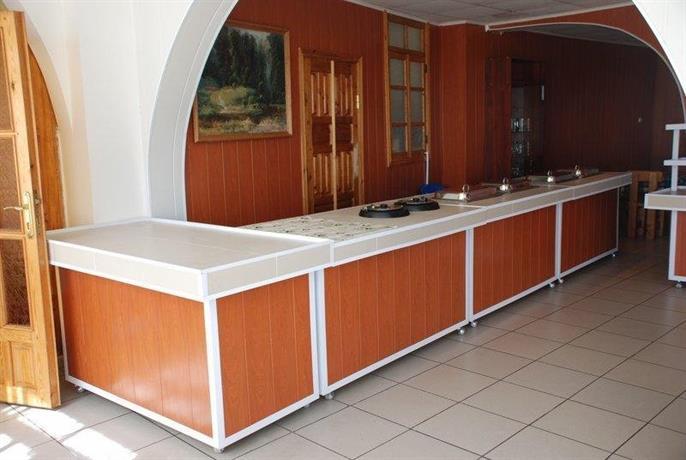 Курортный отель Коралл