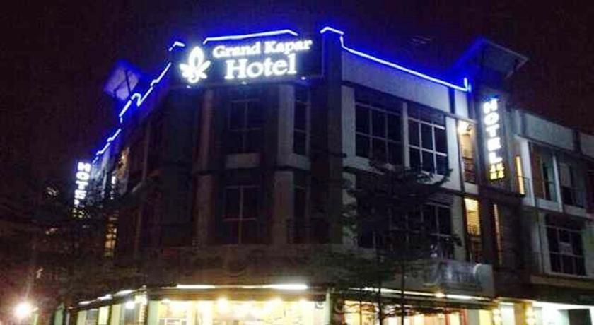 Grand Kapar Hotel Klang Sentral - dream vacation
