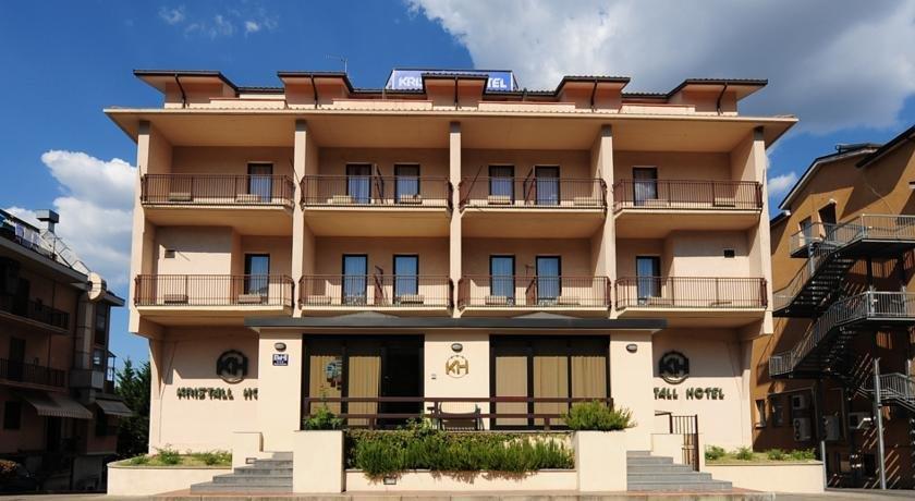 Kristall Hotel Orvieto - dream vacation
