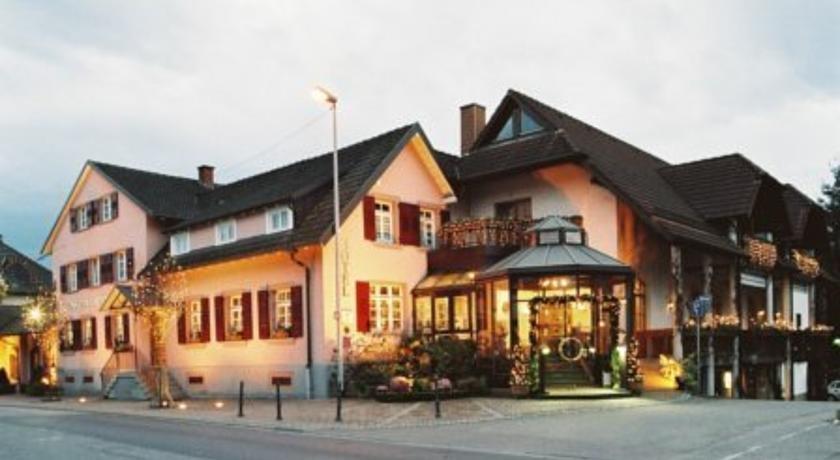 Hotel-Restaurant Adler Lahr