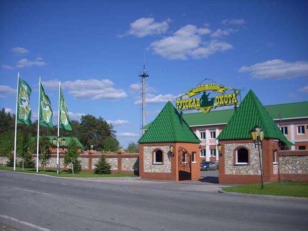Гостиничный Комплекс Русская Охота