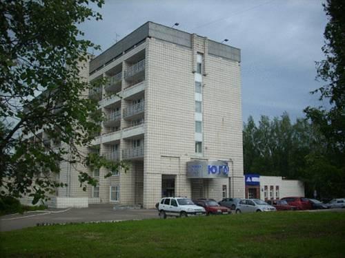 Отель Югор