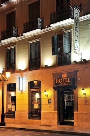 Atarazanas Malaga Boutique Hotel - dream vacation