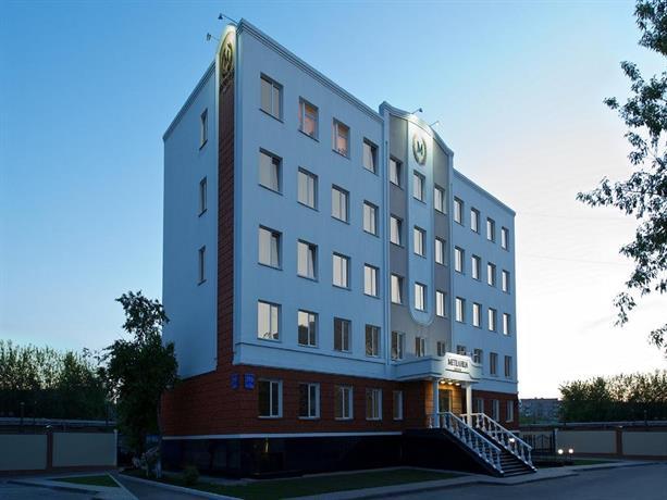 Отель Метелица