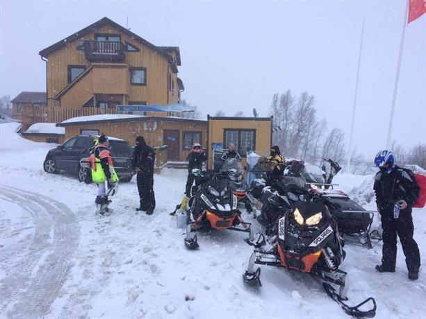 Abisko Guesthouse - dream vacation