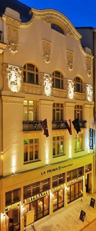 La Prima Fashion Hotel Budapest - dream vacation