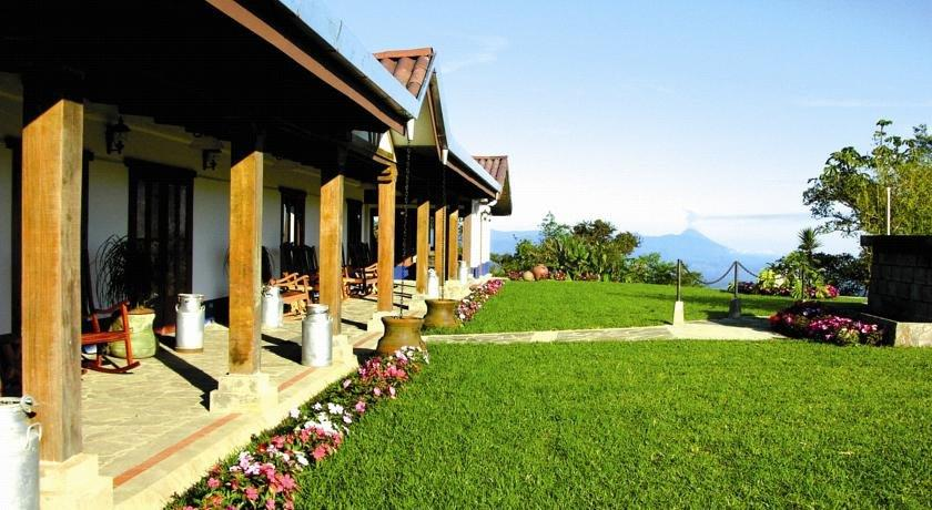 Villa Blanca Cloud Forest Hotel & Nature Reserve - dream vacation