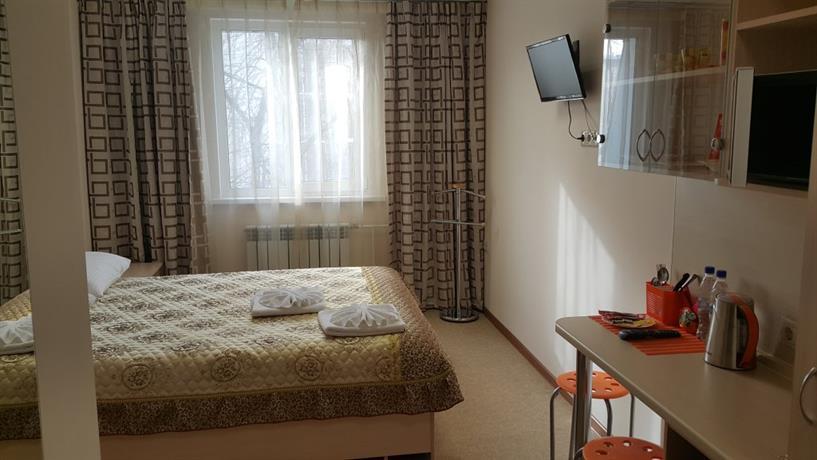 Гостиница Иркут