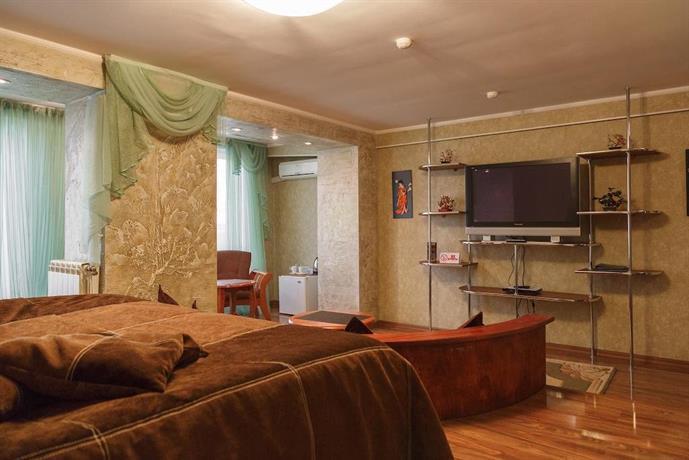 Гостиница Меркурий