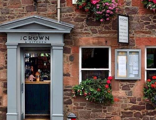 The Crown & Kitchen - dream vacation