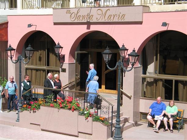 The Santa Maria Hotel - dream vacation