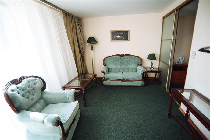 Отель Victoria Palas