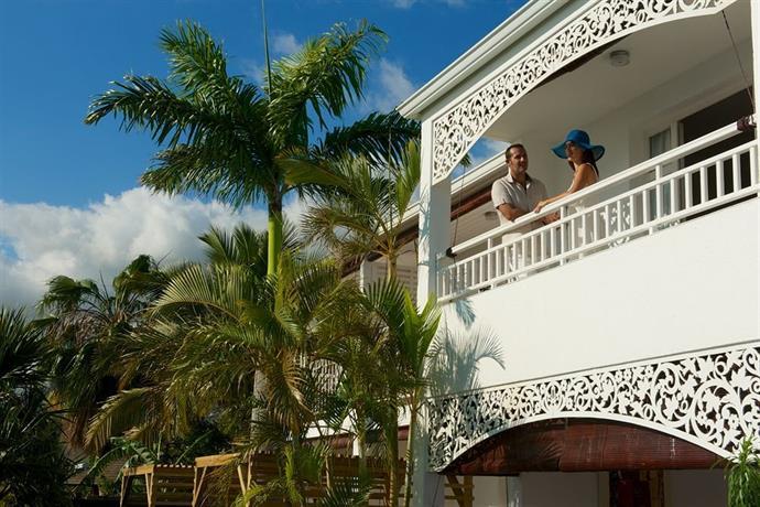 Blue Margouillat Seaview Hotel Saint-Leu - dream vacation