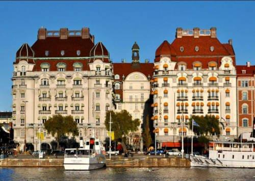 Hotel Esplanade Stockholm - dream vacation