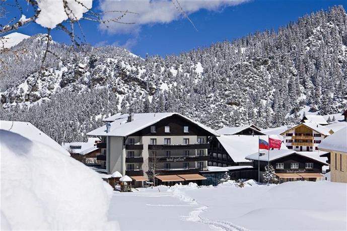 Gorfion-das Familienhotel - dream vacation