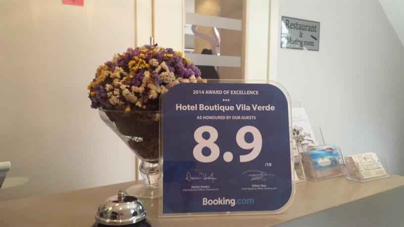Hotel Boutique Vila Verde - dream vacation