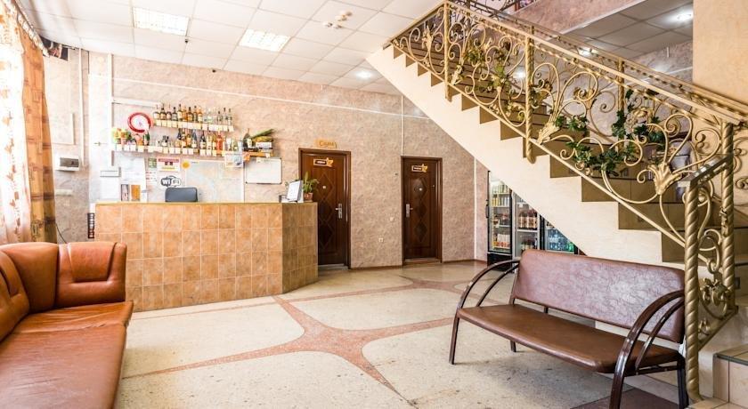 Гостиница Жар-Птица