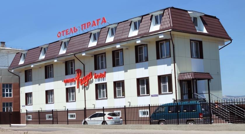 Отель Прага