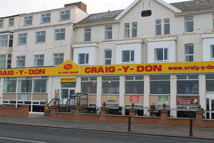 Craig-Y-Don Hotel Blackpool - dream vacation