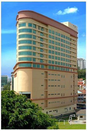 Oriental Crystal Hotel - dream vacation