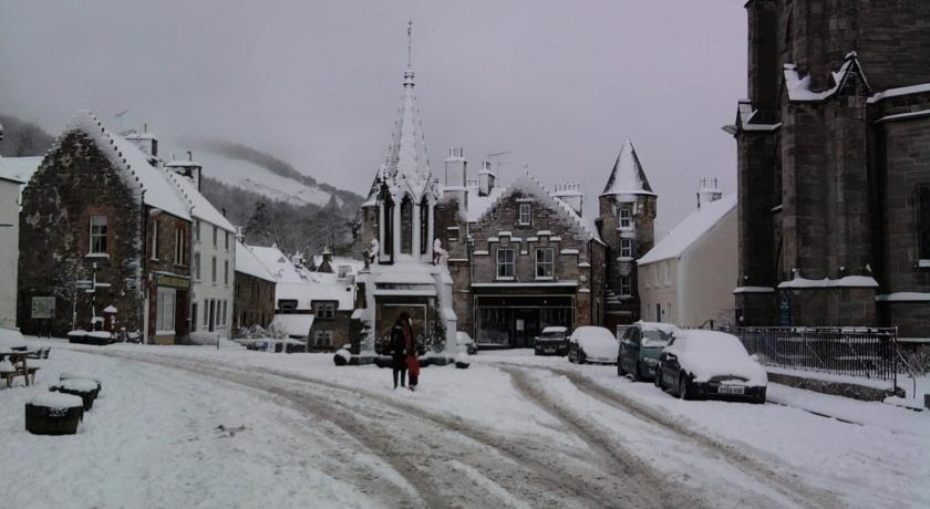 The Bruce Inn Falkland - dream vacation
